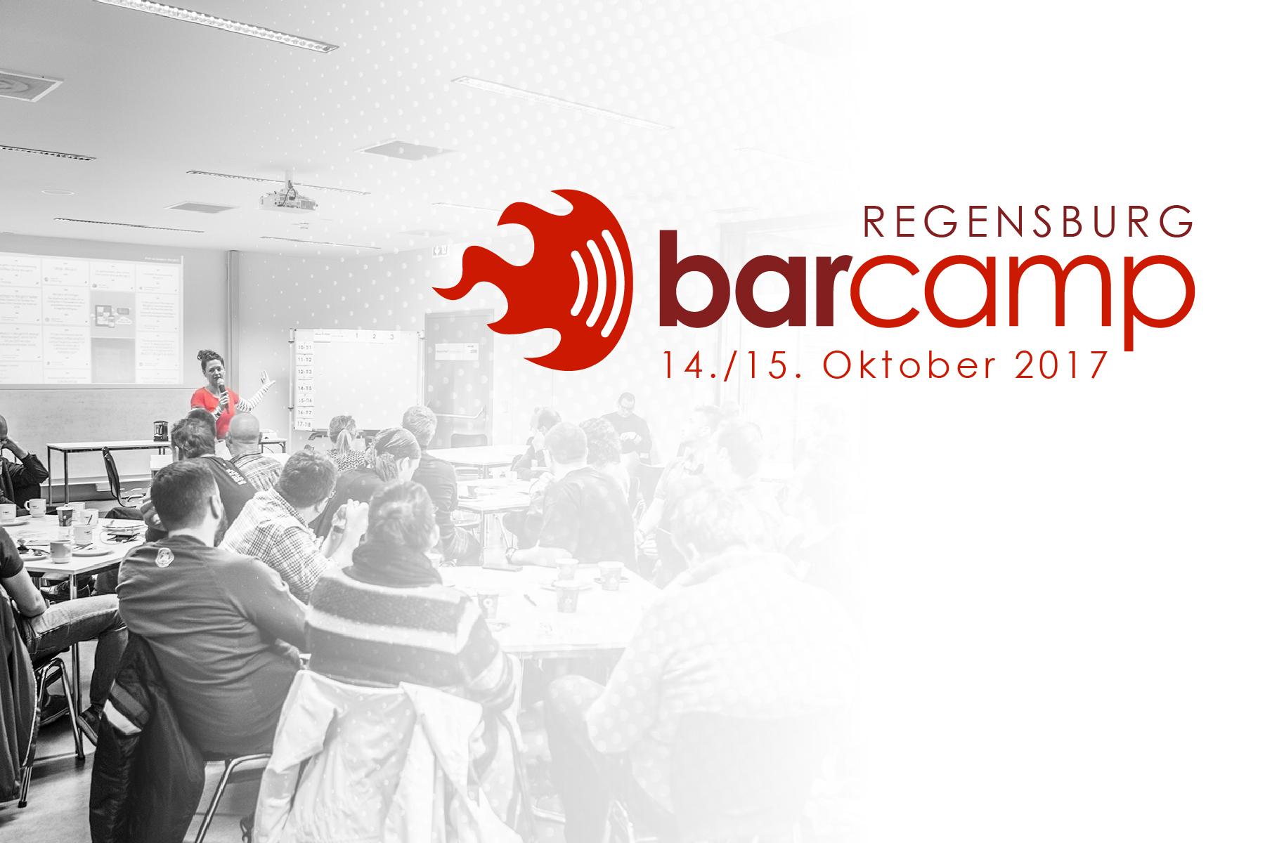 barcamp regensburg 14 15 oktober 2017 techbase regensburg. Black Bedroom Furniture Sets. Home Design Ideas